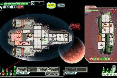 FTL: Fater Than Light Review