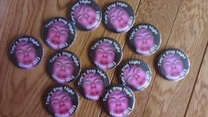Stag do badges