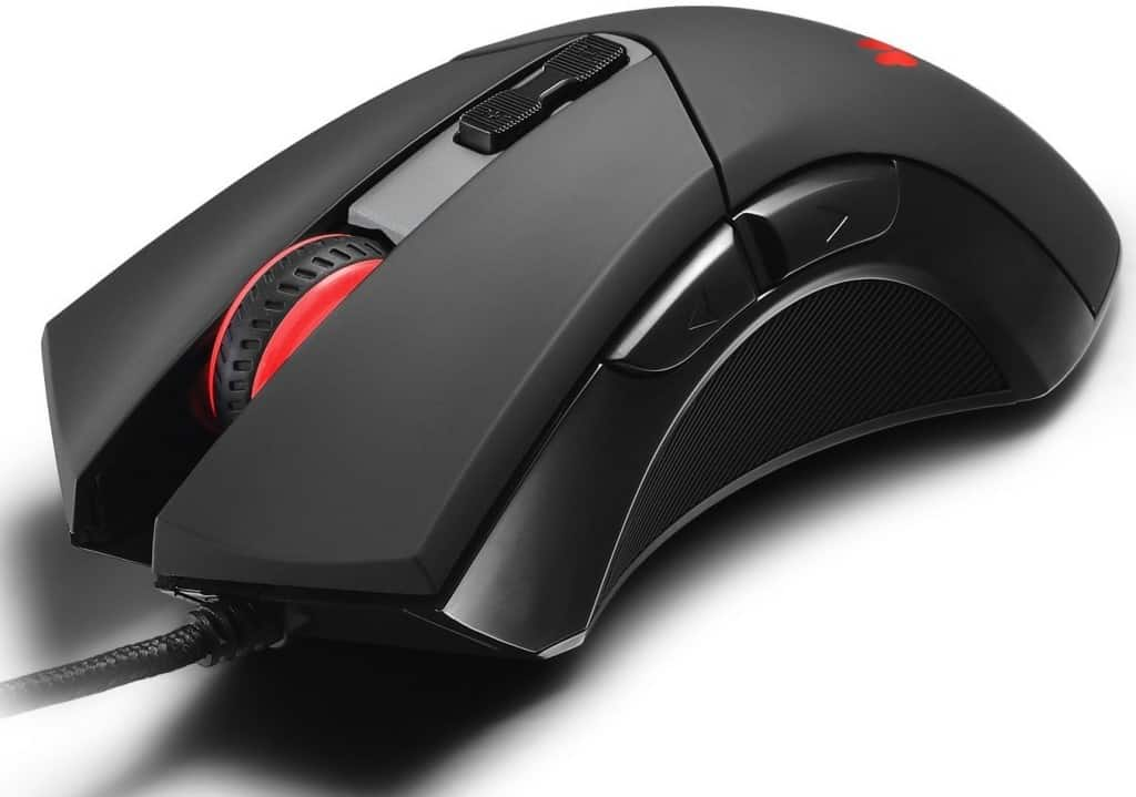 EC Technology 2400 Mouse