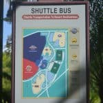 Lowes Royal Pacific Hotel Shuttle Map