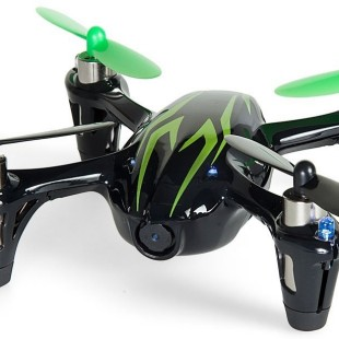 Hubsan X4 H107C Quadcopter with Camera Review