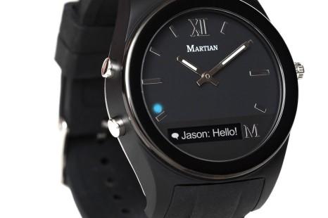 Martian Notifier Smartwatch Review