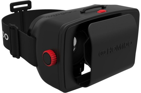 Homido VR Headset Review