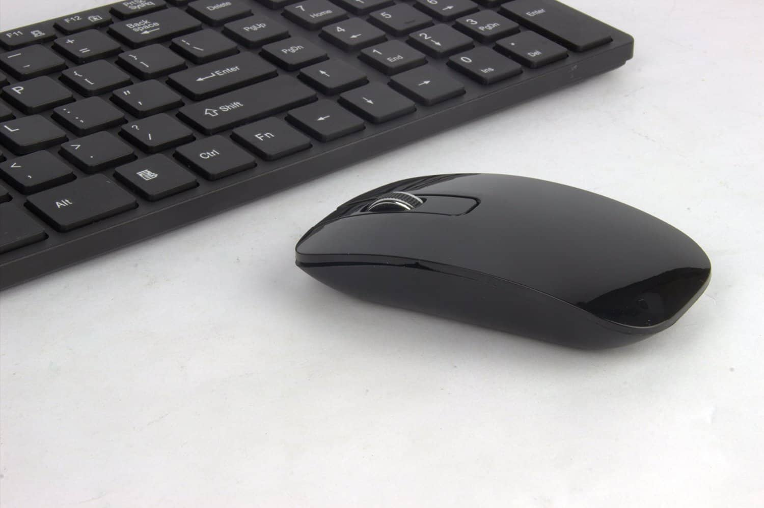 Bluefinger Keyboard and Mouse