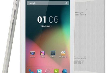 Dragon Touch E70 7″ Phablet Review