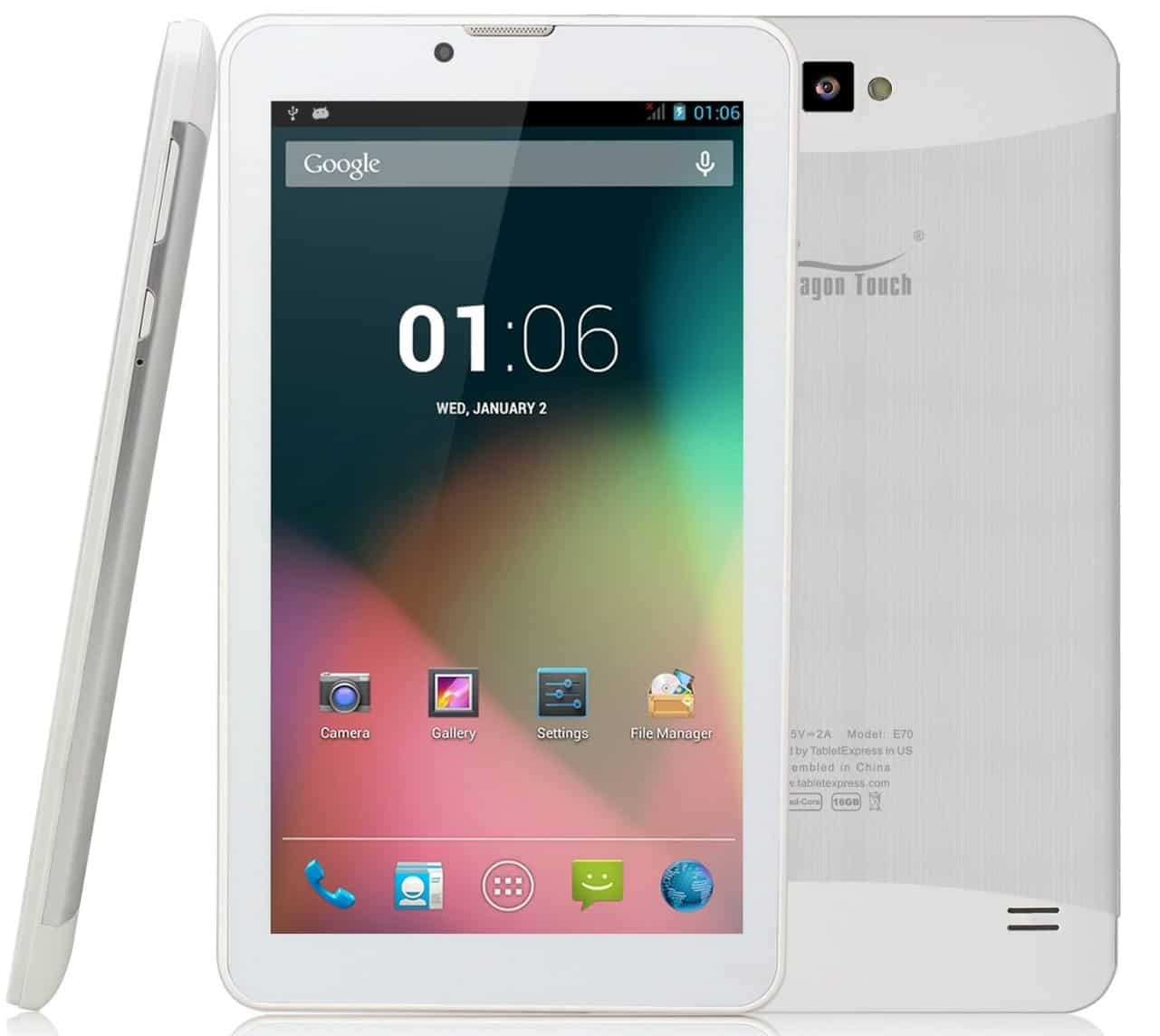 Tablet Express Dragon Touch E70