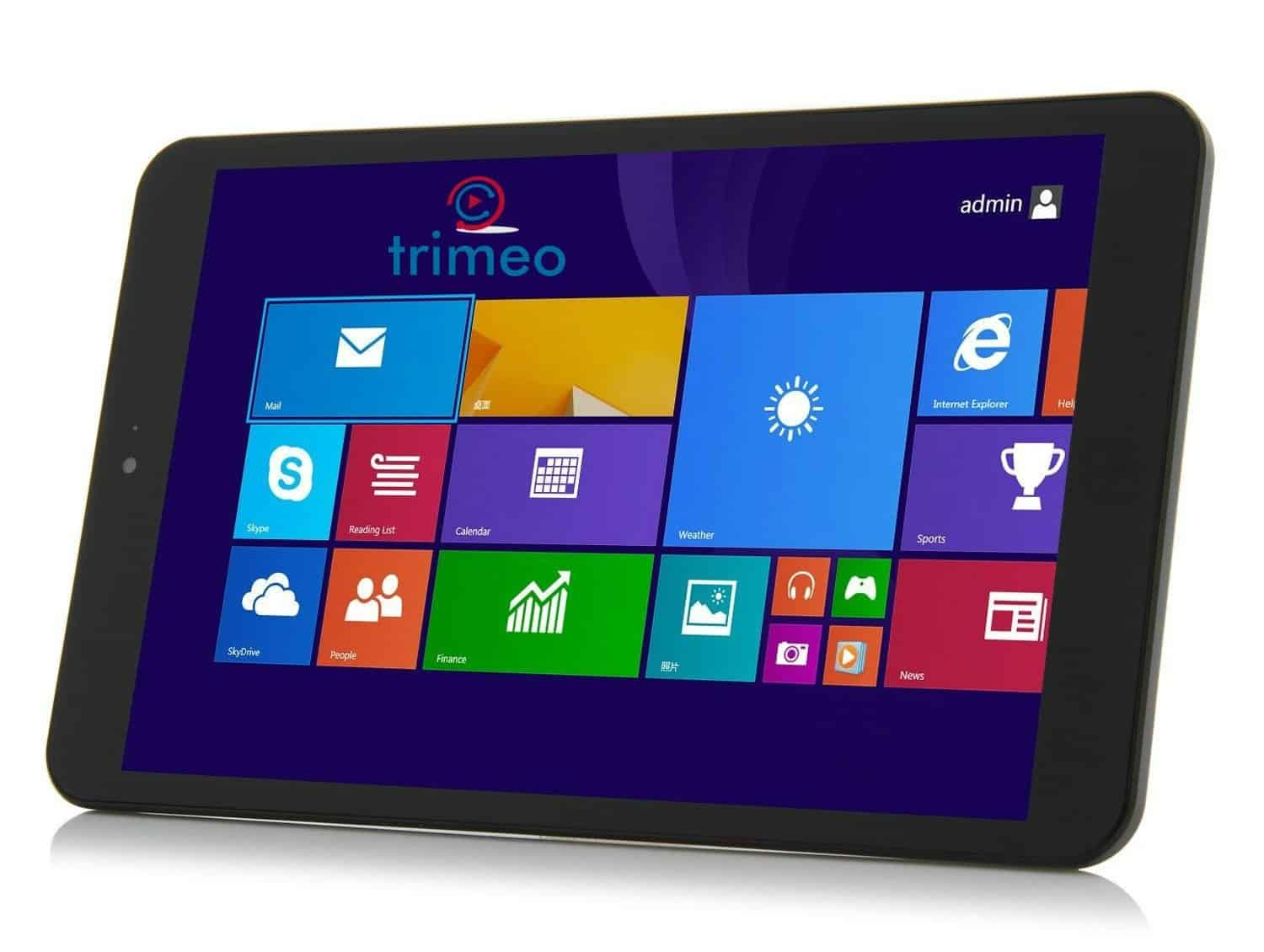 Trimeo Windows Tablet