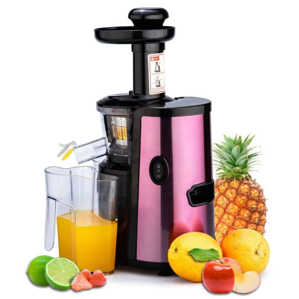 Cuh Whole Fruit Slow Juicer : CUH Slow Juicer Review - Reviewify