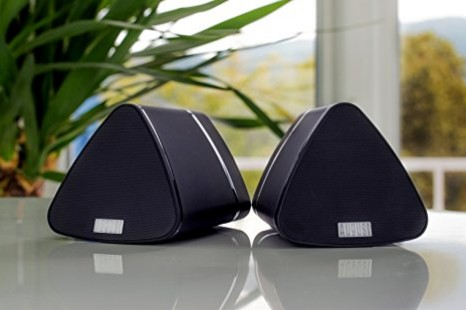 August MS515 Stereo Bluetooth Speaker Pair Review