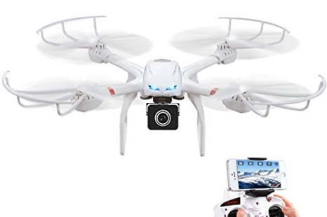 MJX X101C Quadcopter with camera review