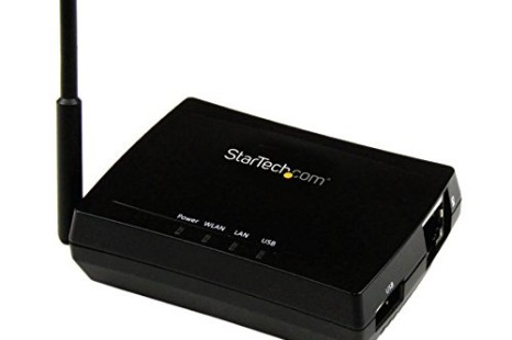 StarTech AirPrint One Port Network Print Server Review