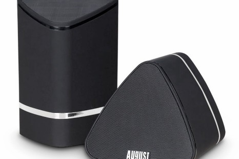 August MS625 Bluetooth Speaker Review