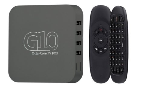 Tayun G10 Android 5.1 TV Box Review