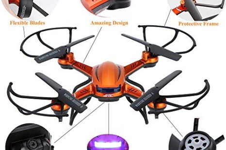 AOTOP FPV Drone with 2MP Camera Review