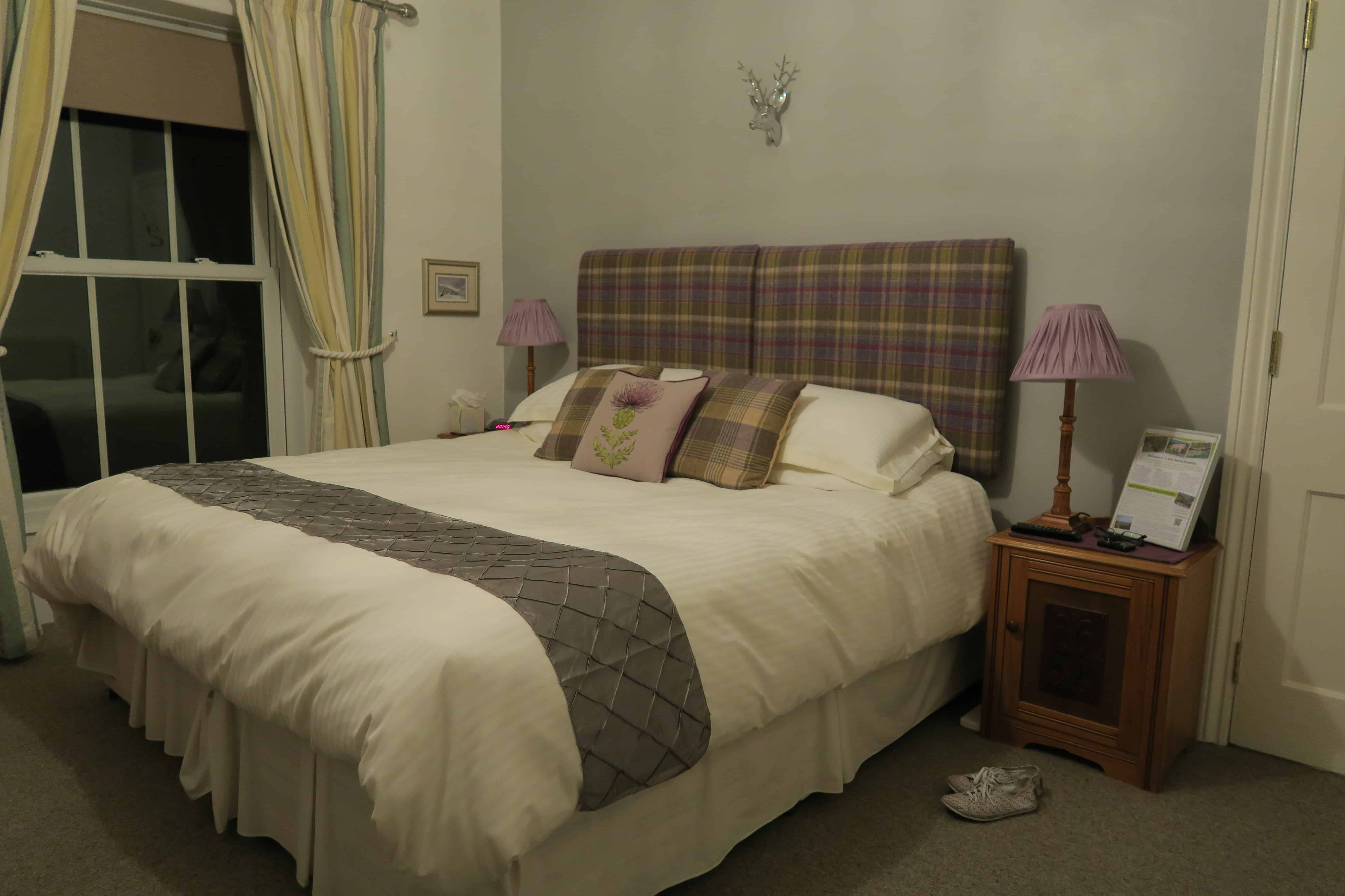Ty Bryn B&B Bedroom