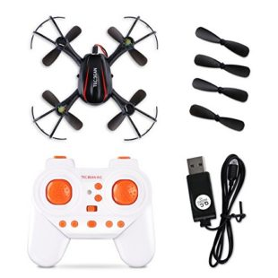 TEC.BEAN X902 Mini RC Quadcopter Drone Review