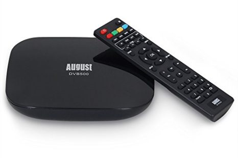 August DVB500 – Freeview HD and Smart TV Set Top Box Review