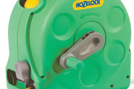 Hozelock 2-in-1 Compact Enclosed Hose Reel Review