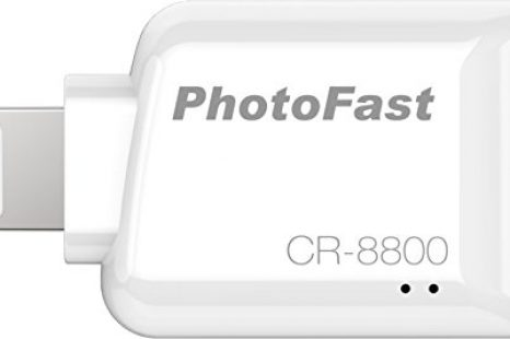 PhotoFast CR8800 Review