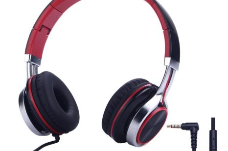 FOSTO FT58 Stereo Folding Headset Review