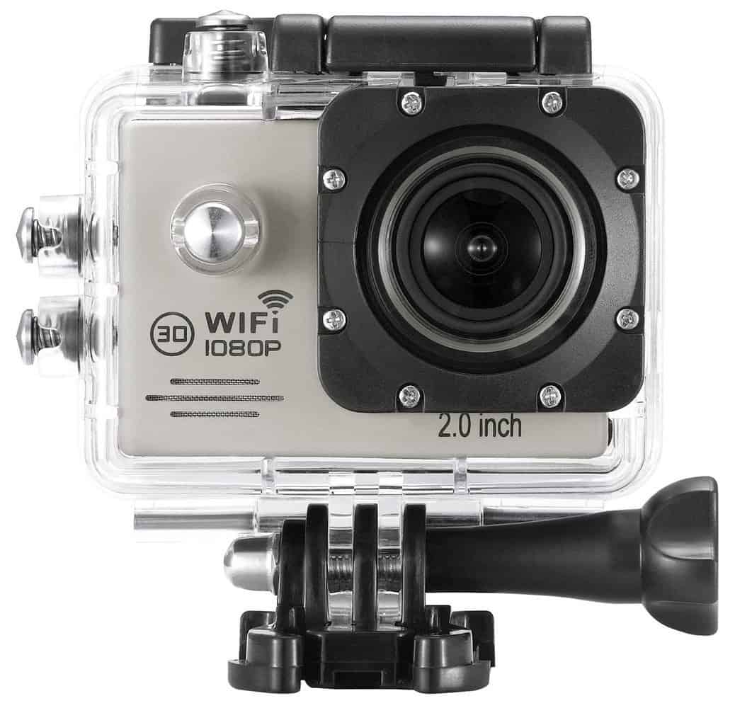 ICONNTECHS IT FULL HD 1080P ACTION CAMERA