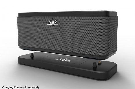 AMP X7 Portable Speaker and Charging Cradle Review