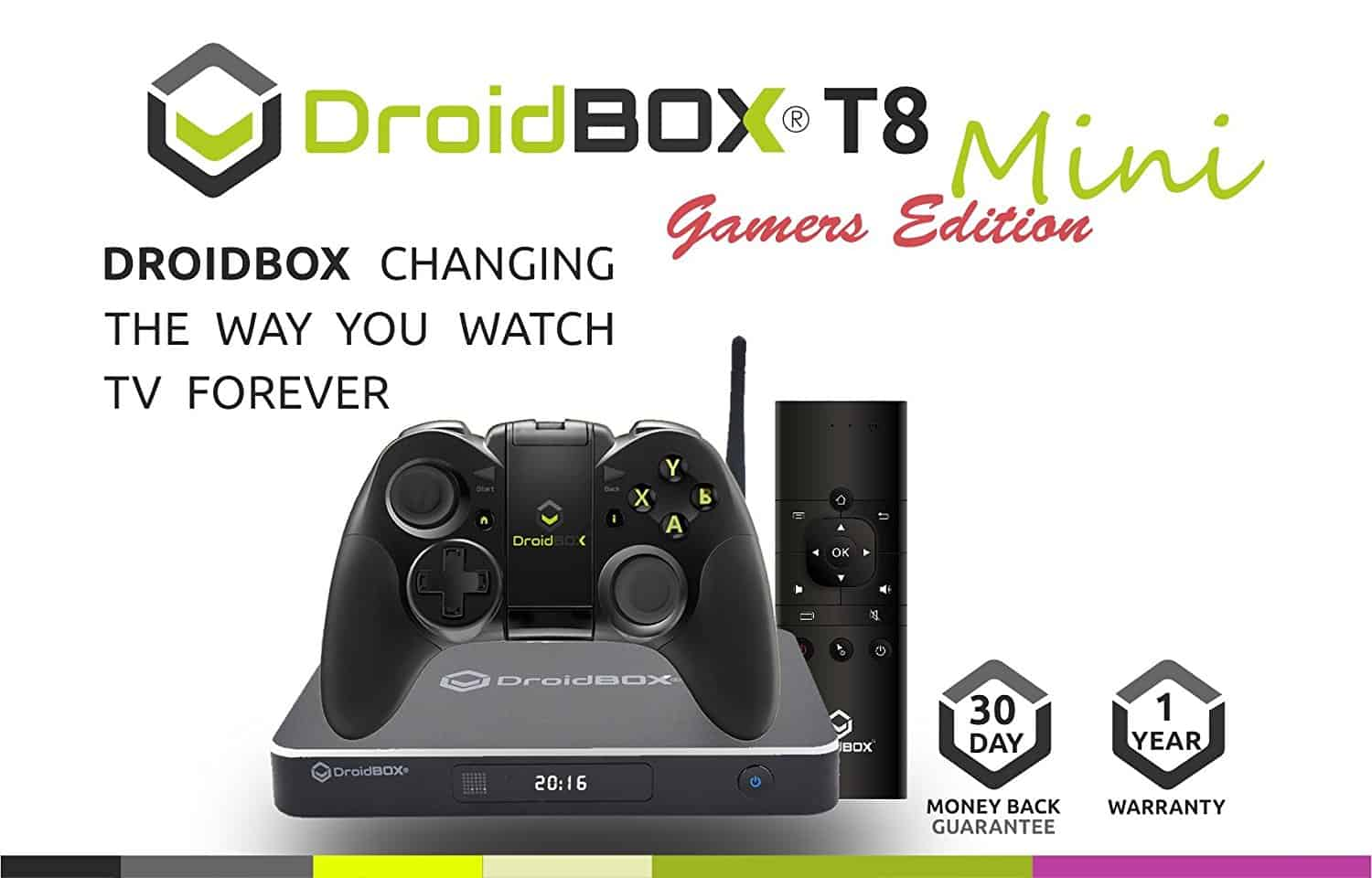 DroidBOX T8 Mini Android and LibreELEC Box Review - Reviewify