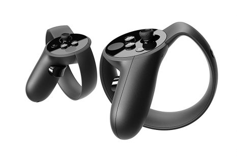 Oculus Touch Controller Review