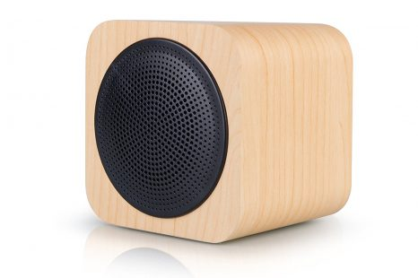 AVWOO Mini Wooden Bluetooth Speaker Review