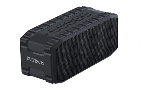DUTISON TK100 IPX6 Bluetooth Speaker Review