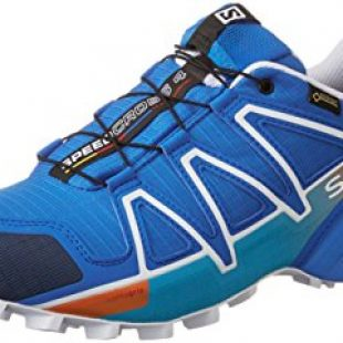 Salomon Men's Speedcross 4 Trail Running Shoes Review