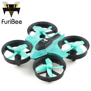 FuriBee F36 RC Quadcopter Review