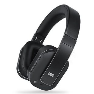 August EP750 – Active Noise Cancelling Headphones Review