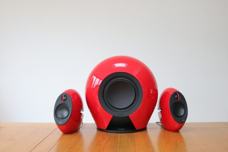 Edifier Luna E235 THX certified Active 2.1 Speaker System Review