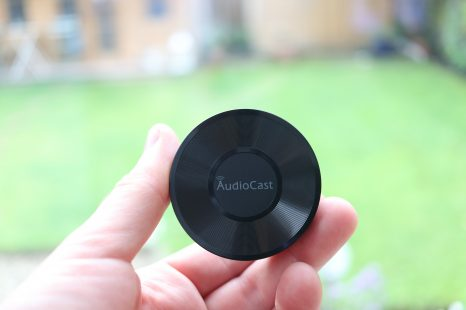 AudioCast Music Streaming Dongle Review
