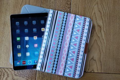 TENKER iPad 10.1 Case Review