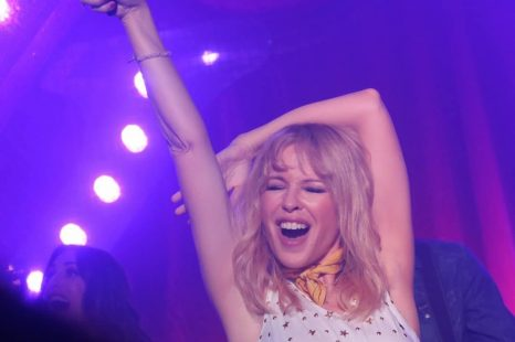 Kylie Minogue at Manchester Gorilla Review