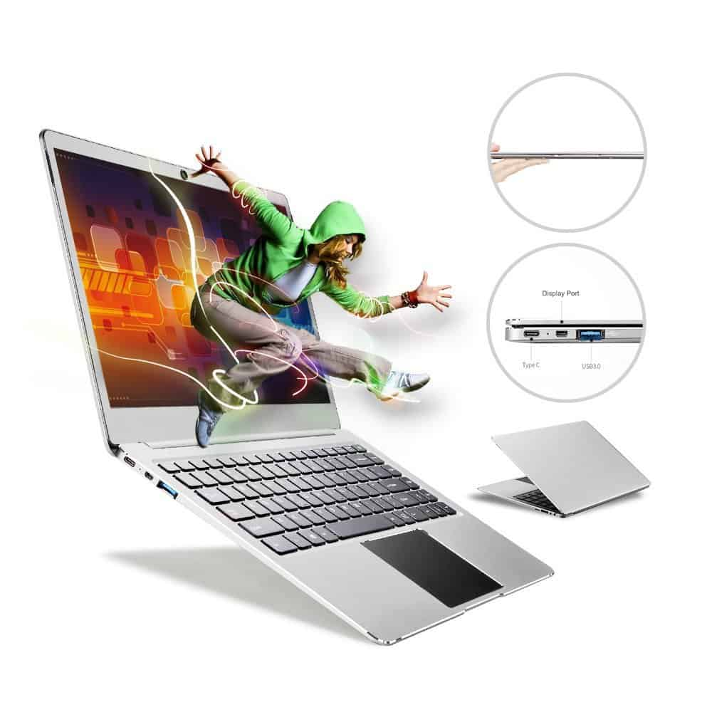 Bben Ultra Slim 14 inch Laptop