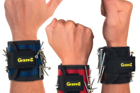 GRIPPPZ Magnetic Wristband Tool Organiser Review