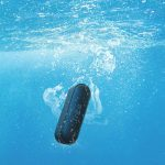 Tribit XSound Go Bluetooth Speaker Underwater