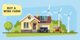Want to go green? Buy a windfarm!