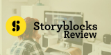 StoryBlocks review by a YouTuber